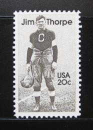 Poštovní známka USA 1984 Jim Thorpe Mi# 1697