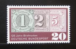 Poštovní známka Nìmecko 1965 Výroèí prvních známek Mi# 482