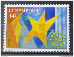 Poštovní známka Lucembursko 1992 Jednotný evropský trh Mi# 1305