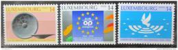 Poštovní známky Lucembursko 1994 Evropská výroèí Mi# 1346-48