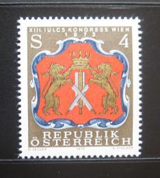 Poštovní známka Rakousko 1973 Kongres chemikù Mi# 1422