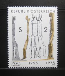 Poštovní známka Rakousko 1975 Výroèí republiky Mi# 1485
