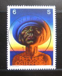 Poštovní známka Rakousko 1978 Moderní umìní Mi# 1594