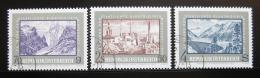 Poštovní známky Rakousko 1972 Znárodnìní elektráren Mi# 1389-91
