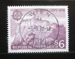 Poštovní známka Rakousko 1978 Evropa CEPT Mi# 1573