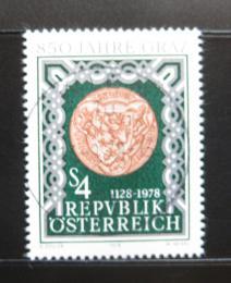 Poštovní známka Rakousko 1978 Mìstská peèe�, Graz Mi# 1583