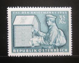 Poštovní známka Rakousko 1965 Den známek Mi# 1200
