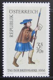 Poštovní známka Rakousko 1966 Den známek Mi# 1229