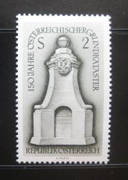 Poštovní známka Rakousko 1967 Prùzkum zemì Mi# 1250