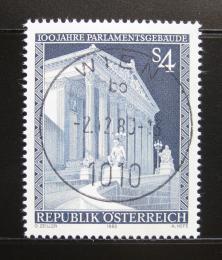 Poštovní známka Rakousko 1983 Budova parlamentu Mi# 1760