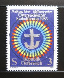 Poštovní známka Rakousko 1983 Den katolíkù Mi# 1751