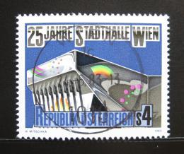 Poštovní známka Rakousko 1983 Mìstský dùm, Vídeò Mi# 1742