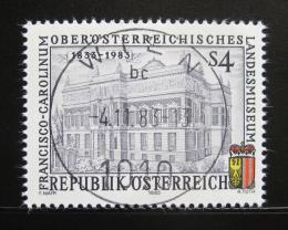Poštovní známka Rakousko 1983 Provinèní muzeum Mi# 1758