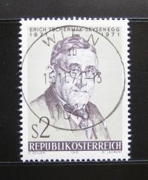 Poštovní známka Rakousko 1971 Dr Tschermak-Seysenegg Mi# 1378