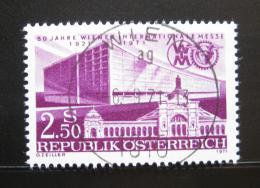 Poštovní známka Rakousko 1971 Vídeòský veletrh Mi# 1368