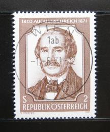 Poštovní známka Rakousko 1971 August Neilreich, botanik Mi# 1364