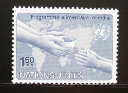 Poštovní známkOSN Ženeva 1983 Potravinový program Mi# 114