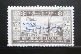 Poštovní známka Libanon 1944 Bejrút pøetisk Mi# 291 Kat 65€