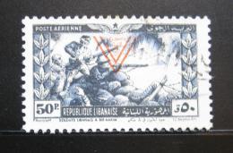 Poštovní známka Libanon 1946 Vítìzství ve válce Mi# 311