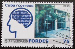 Poštovní známka Kuba 2009 FORDES, 5. výroèí Mi# 5283