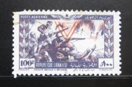 Poštovní známka Libanon 1946 Vítìzství ve válce Mi# 312