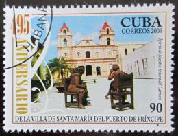 Poštovní známka Kuba 2009 Camagüey, 495. výroèí Mi# 5214