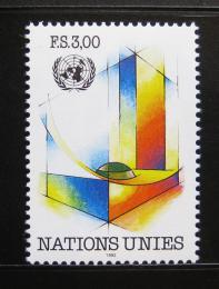 Poštovní známka OSN Ženeva 1992 Symbol Mi# 212