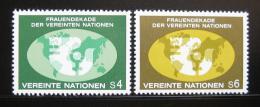 Poštovní známky OSN Vídeò 1980 Dekáda žen Mi# 9-10