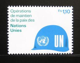 Poštovní známky OSN Ženeva 1980 Mírové operace Mi# 91