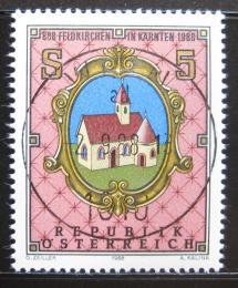 Poštovní známka Rakousko 1988 Feldkirchen, 1100. výroèí Mi# 1933