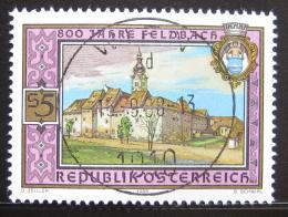 Poštovní známka Rakousko 1988 Feldbach, 800. výroèí Mi# 1934