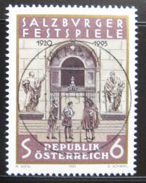 Poštovní známka Rakousko 1995 Festival v Salzburku Mi# 2165