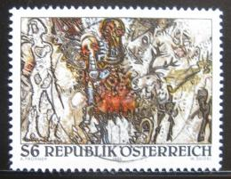 Poštovní známka Rakousko 1995 Umìní, Adolf Frohner Mi# 2166