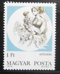 Poštovní známka Maïarsko 1974 Mateøství Mi# 3004