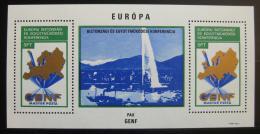 Poštovní známky Maïarsko 1974 Mírová konference Mi# Block 103