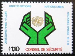 Poštovní známka OSN Ženeva 1977 Rada bezpeènosti Mi# 67
