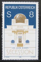 Poštovní známka Rakousko 1998 Vídeòská secese Mi# 2247