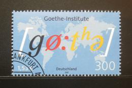Poštovní známka Nìmecko 2001 Goethùv institut Mi# 2181 Kat 4.50€