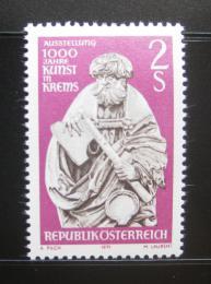 Poštovní známka Rakousko 1971 Svatý Matyáš Mi# 1363