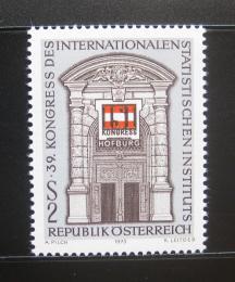 Poštovní známka Rakousko 1973 Kongres statistikù Mi# 1420