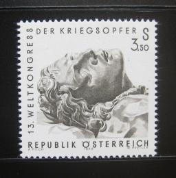 Poštovní známka Rakousko 1970 Federace veteránù Mi# 1337