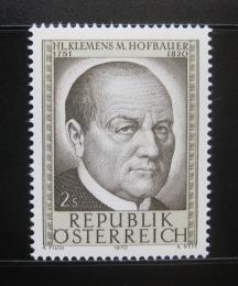 Poštovní známka Rakousko 1970 St. Klemens Hofbauer Mi# 1321