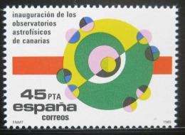 Poštovní známka Španìlsko 1985 Astrofyzická observatoø Mi# 2684
