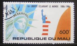 Poštovní známka Mali 1986 Socha svobody, 100.výroèí Mi# 1064