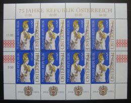 Poštovní známky Rakousko 1993 Výroèí vzniku Mi# 2113