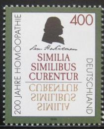 Poštovní známka Nìmecko 1996 Homeopatie Mi# 1880
