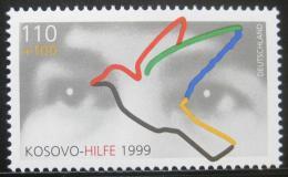 Poštovní známka Nìmecko 1999 Pomoc Kosovu Mi# 2045