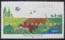 Poštovní známka Nìmecko 2000 Ochrana pùdy Mi# 2116