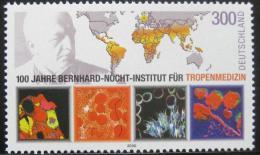 Poštovní známka Nìmecko 2000 Tropická medicína Mi# 2136
