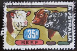 Poštovní známka Austrálie 1972 Skot Mi# 494